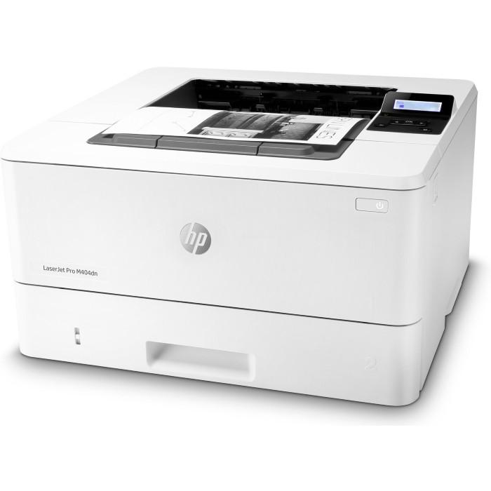 Принтер HP LaserJet Pro M404dn (W1A53A#B19)