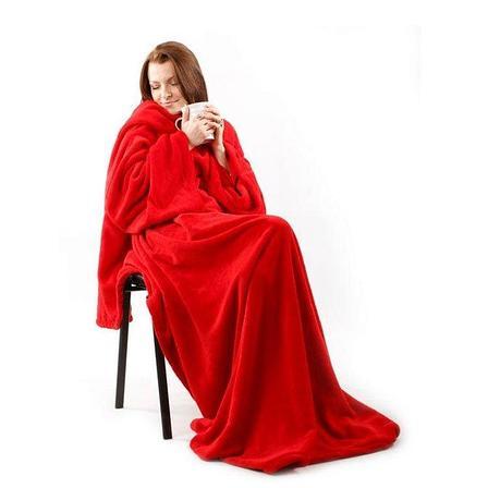 Плед с рукавами Snuggie Blanket, фото 2