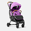 Прогулочная коляска YOYA PLUS PRO фиолетовый