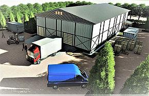 Проектирование-строительство-возведение овощехранилищ, фото 2