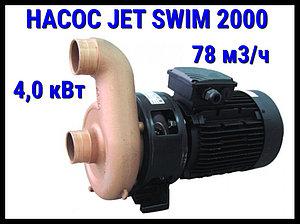 Насос бронзовый Jet Swim 2000 для противотока