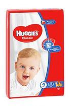 Подгузники Huggies Classic 4 (7-18 кг)  68 штук