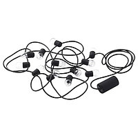 Гирлянда УТСУНД 12 светодиодов с батарейным питанием ИКЕА