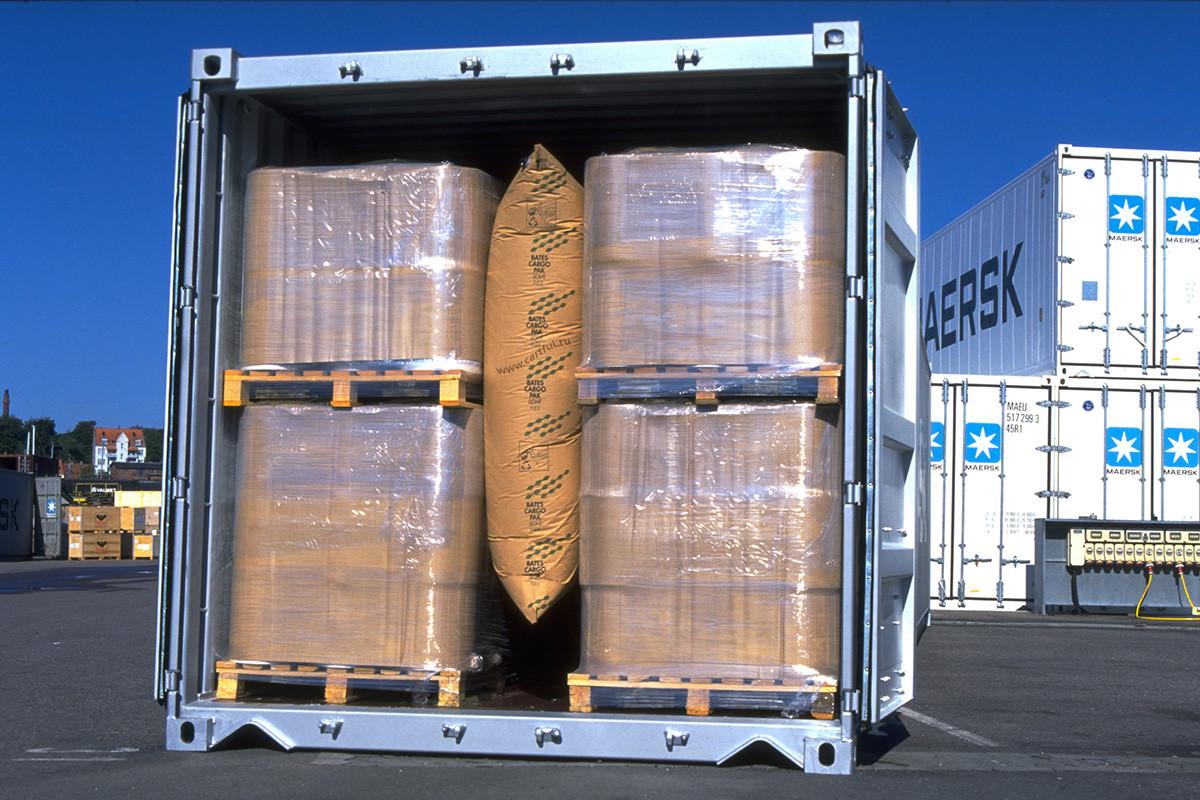 Разработка схем крепления грузов