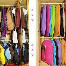 Чехол для одежды на молнии, фото 3