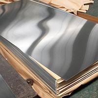 Лист-плита алюминиевый