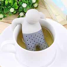 Силиконовый пакетик для заварки чая Mr Tea, фото 2