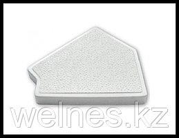 Угол для переливной решетки, 45° градусов, ширина 250 мм