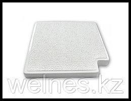 Угол для переливной решетки, 90° градусов, ширина 250 мм