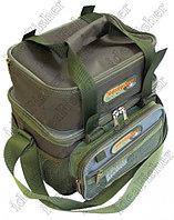 Сумка Fisherbox C108 с коробками и кофром для катушек
