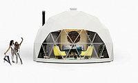 Геокупольный дом 28 м2 D-6 м, фото 1