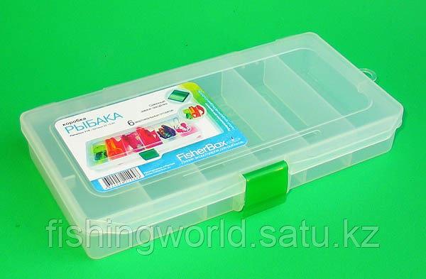 Коробка рыбака fisherbox 216 (216х120х30) - фото 3