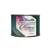 Краска обратной проекции Le Vanille Screen Reverce 0,5л