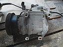 Компрессор кондиционера Hyundai Trajet, G4GC 2.0, фото 4