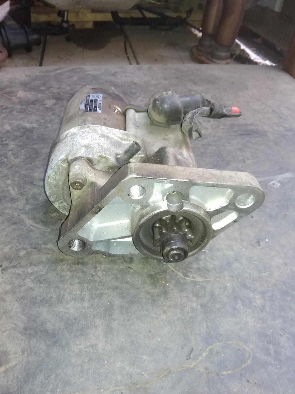 Стартер двигателя Kia Bongo J3 , 2.9