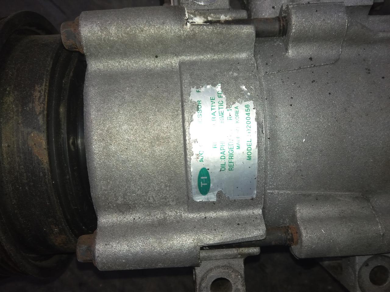 Компрессор кондиционера Hyundai Tiburon, G6BA 2.7
