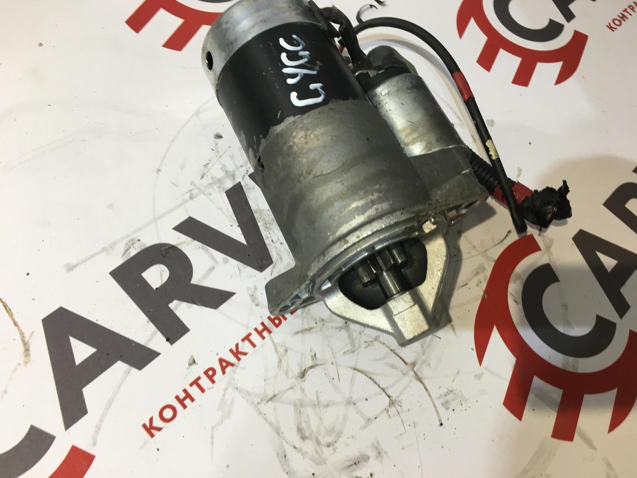 Стартер двигателя Kia Cerato, G4GC 2.0