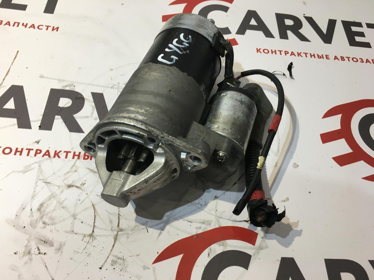 Стартер двигателя Hyundai Sonata, G4GC 2.0