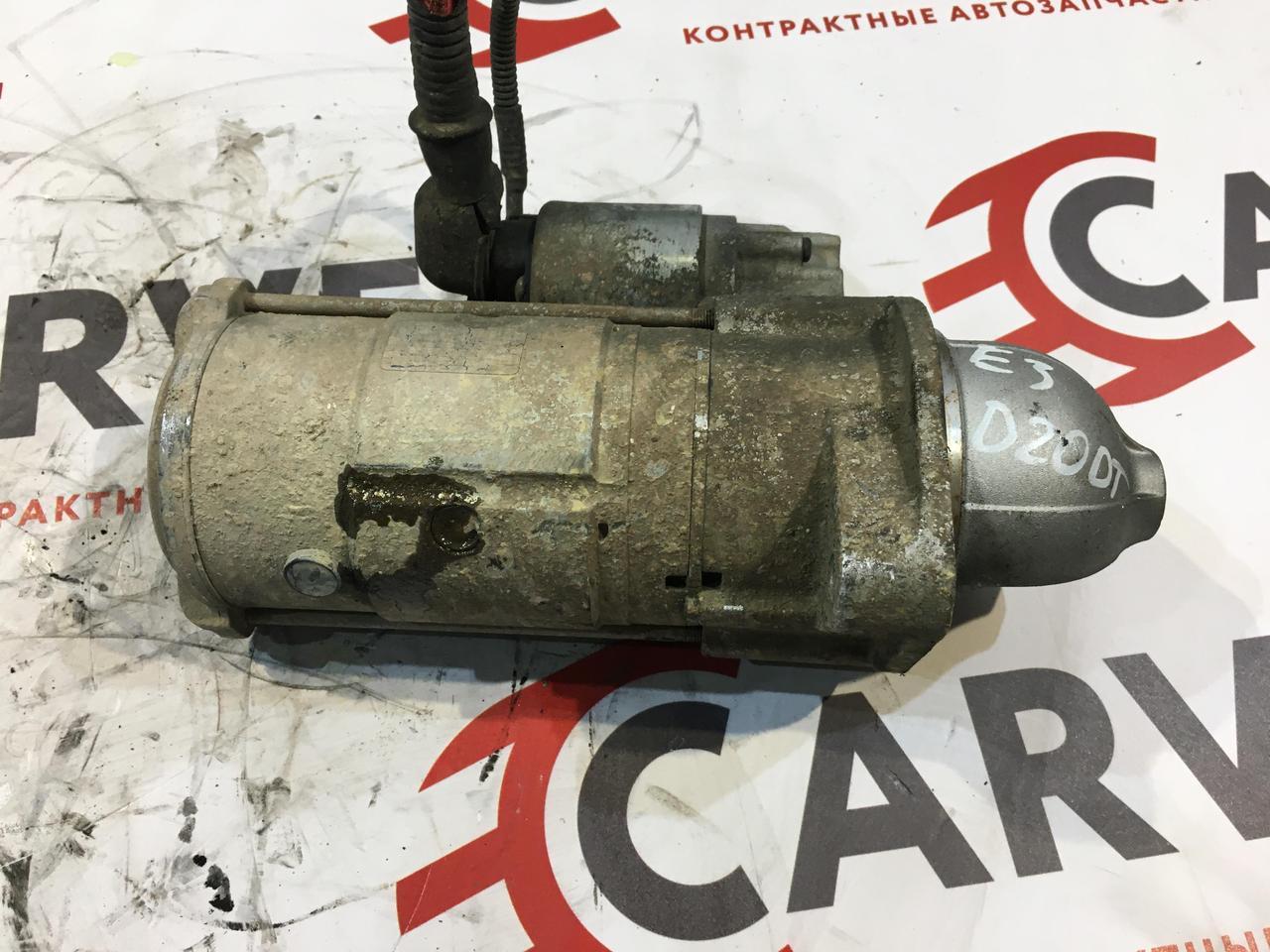 Стартер двигателя Ssangyong Actyon. Кузов: SPORT. D20DTR (671.960). , 2.0л., 175л.с.