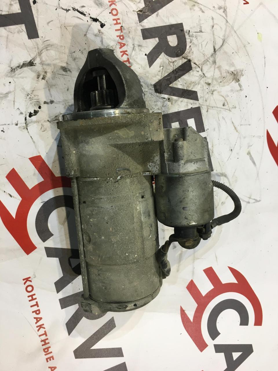 Стартер двигателя Ssangyong Kyron. D20DT (664.951). , 2.0л., 141л.с.