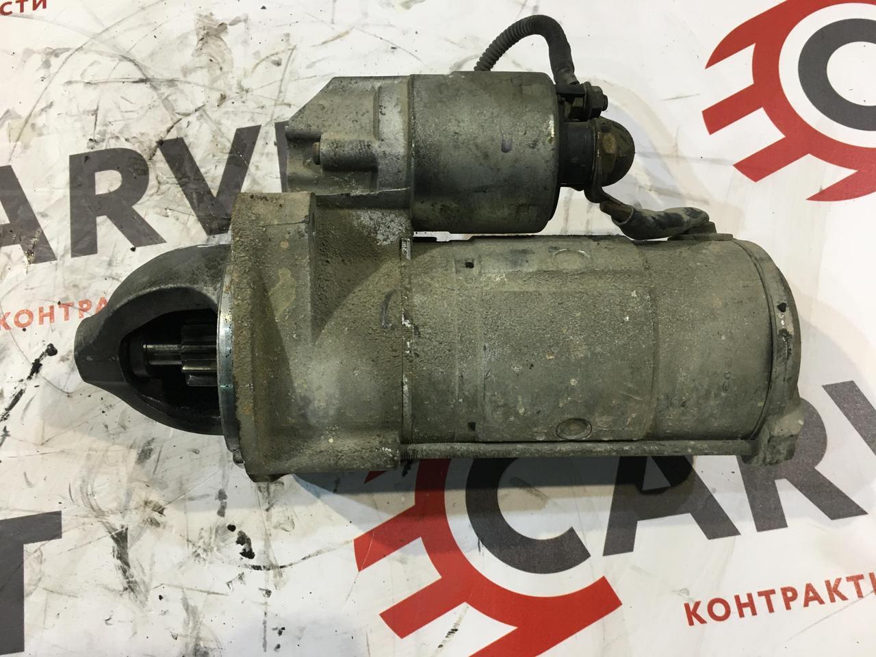 Стартер двигателя Ssangyong Actyon. D20DT (664.951). , 2.0л., 141л.с.
