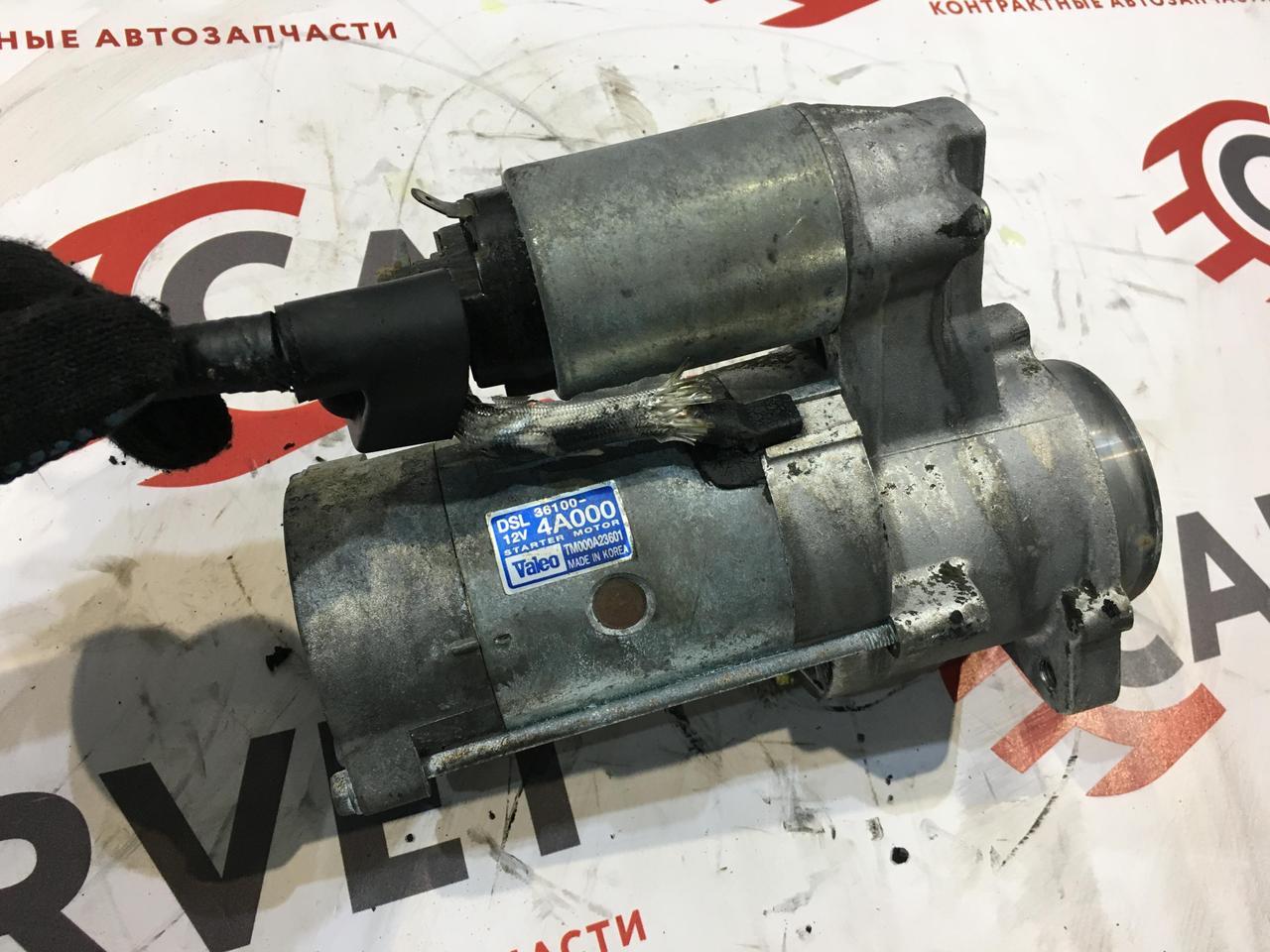 Стартер двигателя Kia Bongo. Кузов: 3. D4CB. , 2.5л., 133л.с.