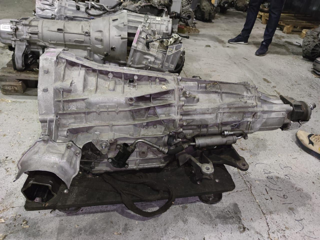 DSG7 LJD, Audi A5, CAK 3.0, 4WD 2010-