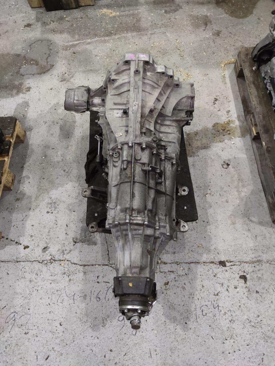DSG7 PWV, Audi Q5, CDU 3.0, 4WD 2010-