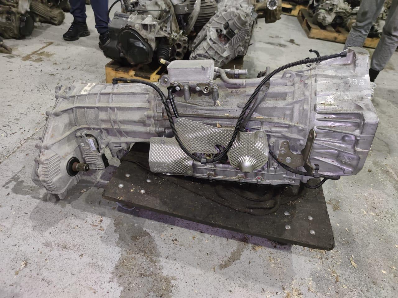 6-ст АКПП  EXT, Porsche Cayenne,  M55.02 MCE.YA, 3.6, 4WD, 2003-