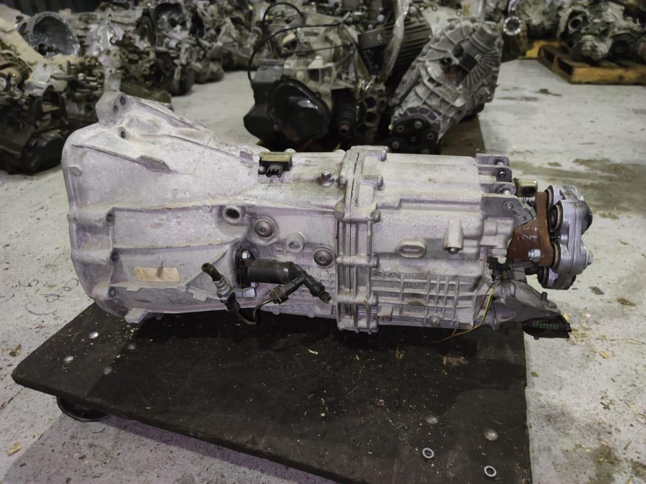 6-СТ МКПП, BMW 3 Series, N55B30 3.0, 2012-