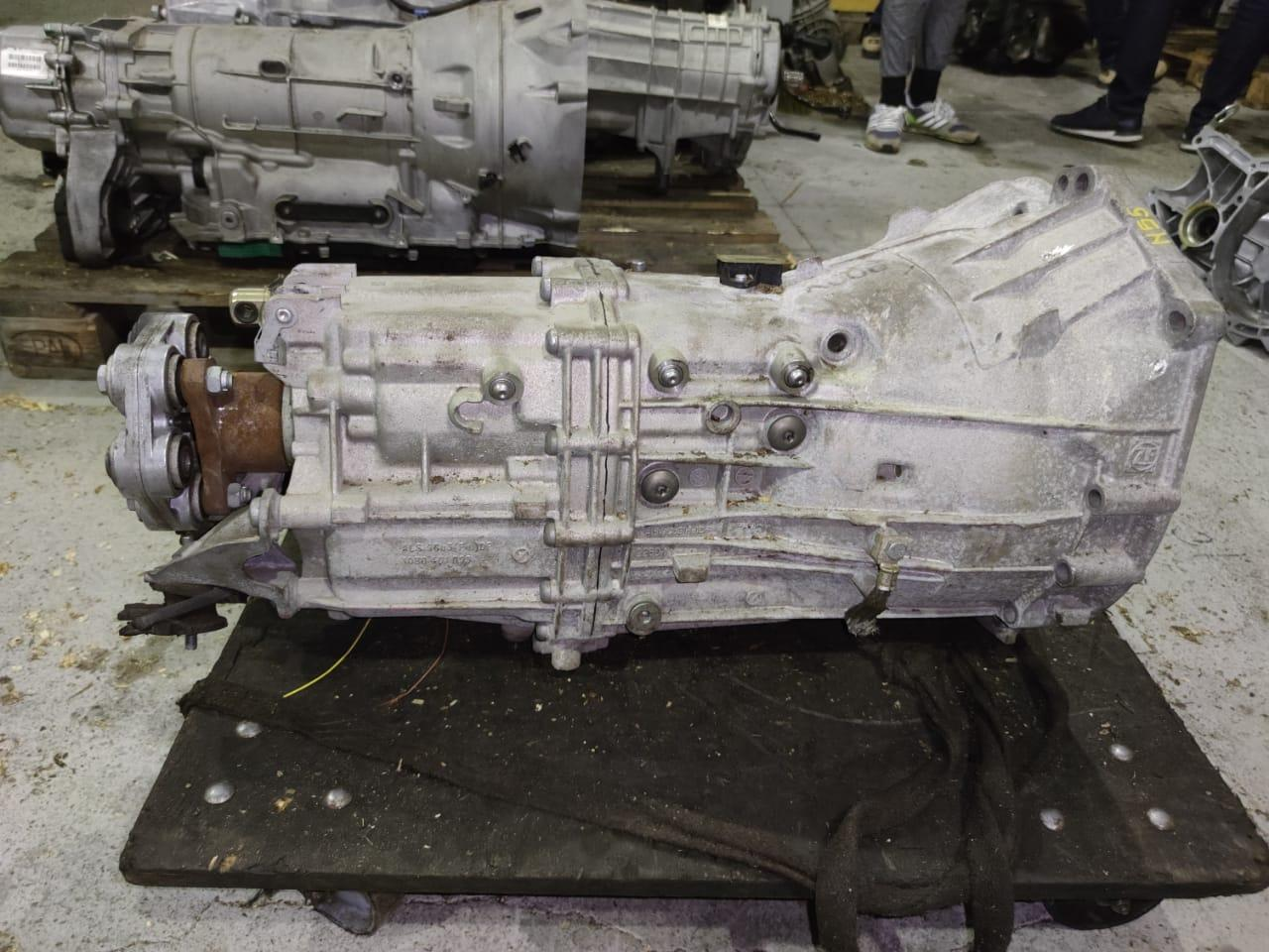 6-СТ МКПП, BMW 2 Series, N55B30 3.0, 2012-