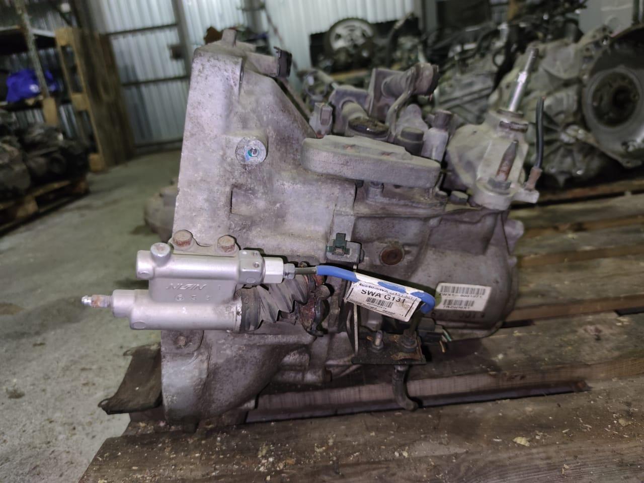 6-ст МКПП, Honda CR-V, R20A2 2.0, 4WD, 2008-