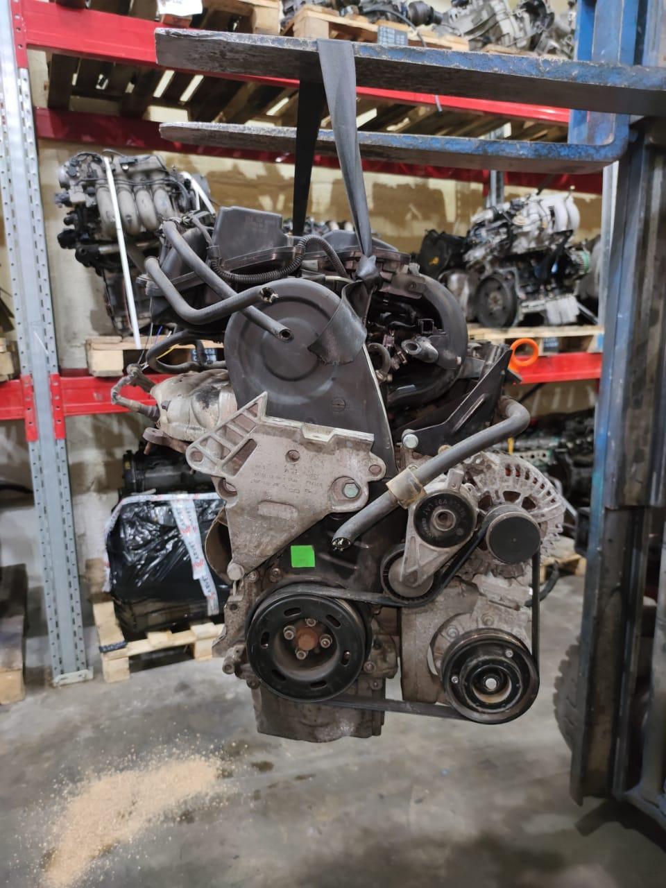 Двигатель BSE 1,6л
