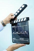Кино-хлопушка Черная (Акрил), фото 3