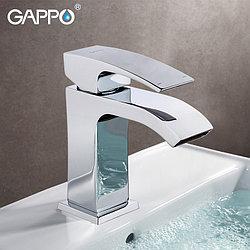 Смеситель для умывальника GAPPO 1007-1