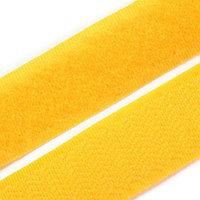 Липучка 25 мм,пришивная,хаки жёлтая