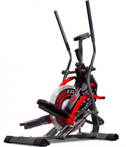 Эллиптический тренажер HomeSport Challenger-03 (2в1)