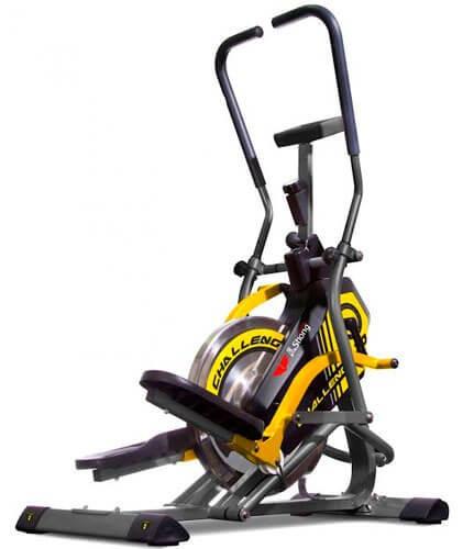 Эллиптический тренажер HomeSport Challenger-02 (2в1)