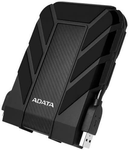 Внешний жесткий диск 2,5 1TB Adata AHD710P-1TU31-CBK черный
