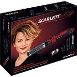 Фен-щетка Scarlett SC-HAS73I10 красный, фото 2