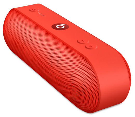Beats Pill Portable Speaker Model A1680 (Red)