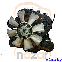 Двигатель D4BB, Hyundai Grace, 2.6
