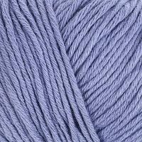 Пряжа 'Organic Baby Cotton' 100 хлопок 115м/50гр (428 т. сирень) (комплект из 2 шт.)