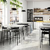 ТОММАРЮД Стол, светло-серый, 130x70/105 см, фото 1