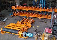Изготовление ленточных транспортеров, конвейеров, норий, весовых транспортеров. Склейка ленты, гуммировка.