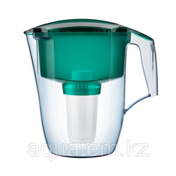 Кувшин Аквафор Гарри (3 картриджа в комплекте) зеленый))
