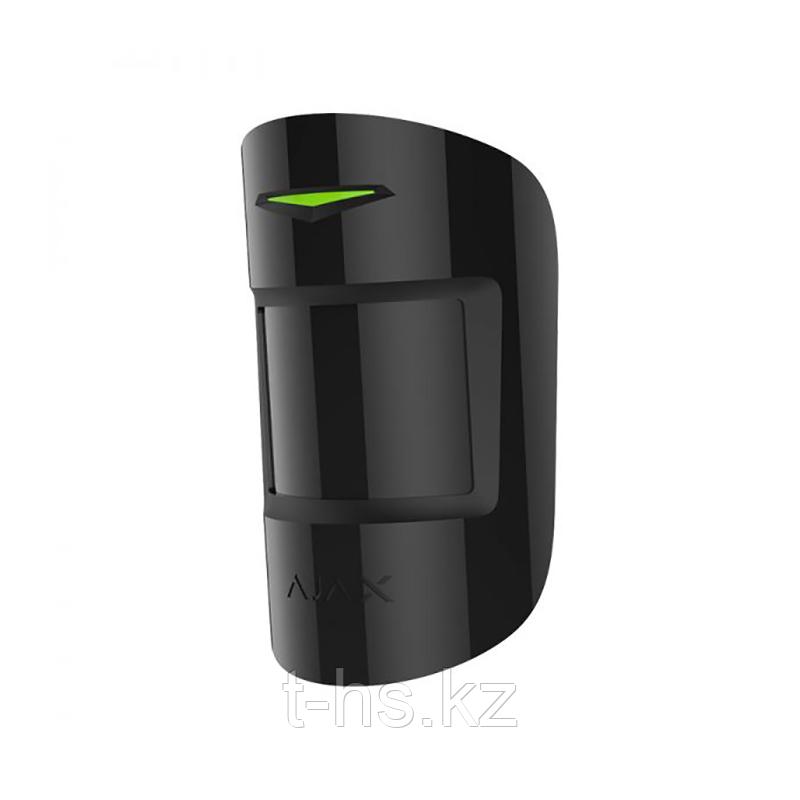 MotionProtect Plus black Датчик движения с микроволновым сенсором и с иммунитетом к животным