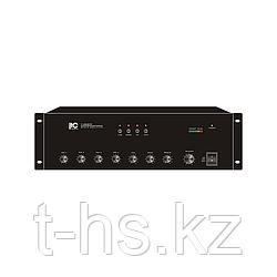ITC T-350FP Микширующий усилитель 350Вт (350В, фантомное питание 4 микрофонных, 4 входа)