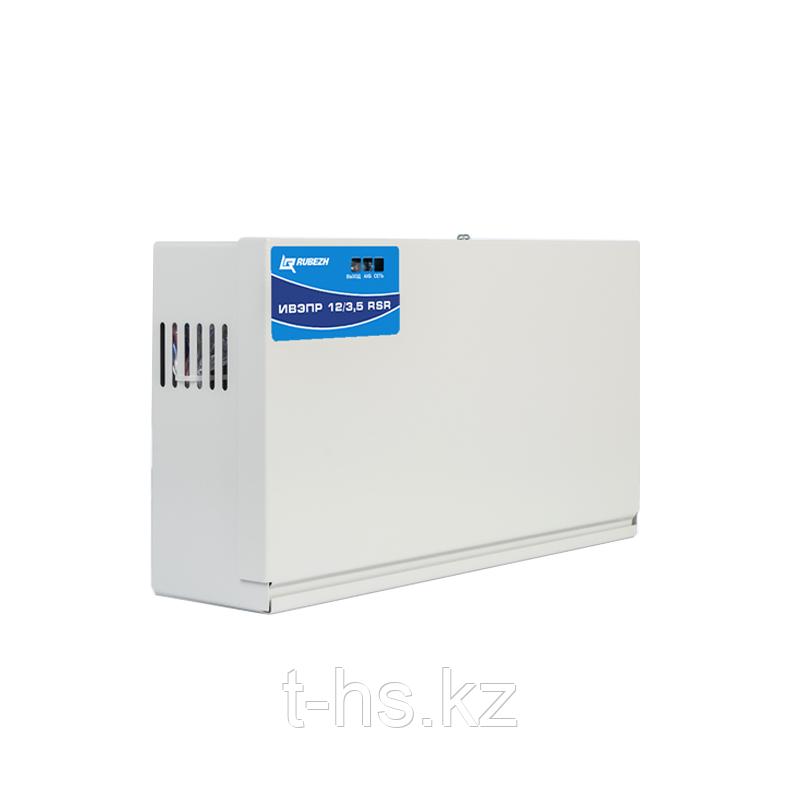 Рубеж ИВЭПР 12/3,5 RSR 2х7 -Р БР Источник вторичного электропитания резервированный