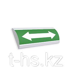 """ЛЮКС-12Д """"Вправо-Влево"""" Оповещатель световой, 12В, двухстороннее табло"""